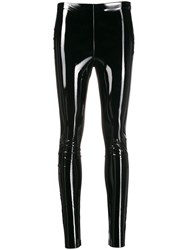 Karl Lagerfeld Skinny Fit Leggings Black