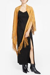Jessie Western Women S Suede Shawl Boutique1 Brown
