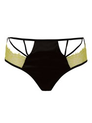 Playful Promises Mariela Full Briefs Black