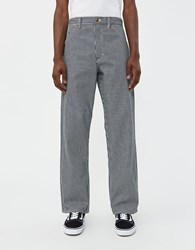 Orslow Denim Painter Pant In Hickory Stripe