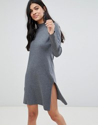 Deby Debo Angelina Jersey Dress Grey
