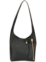 Tom Ford Large Alix Shoulder Bag Black