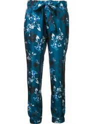 Zac Posen 'Heather' Pants Blue
