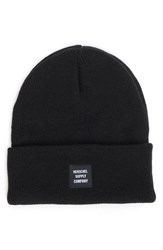 Herschel Women's Supply Co. Abbott Knit Beanie Black