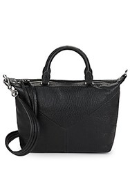 Vince Camuto Holly Leather Satchel Black