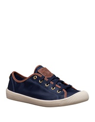 Palladium Flex Lace Up Sneakers Blue