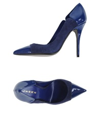 Lerre Pumps Dark Blue