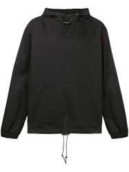 Stussy 11100040001 Pu Ripstop Pullover Black