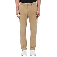 Citizens Of Humanity Anders Cotton Chino Trousers Beige Tan