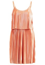 Noisy May Nmaba Summer Dress Dusty Coral