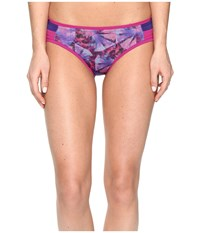 Prana Milou Bottoms Supernova Pinwheel Women's Swimwear Multi