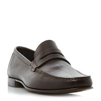 Tommy Hilfiger Russel 2A Classic Penny Loafer Brown