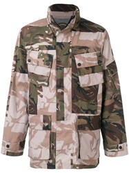Christopher Raeburn Camouflage Coat Polyester M