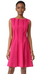 Jason Wu Sleeveless Day Dress Raspberry