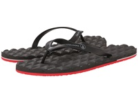 Volcom Recliner Rubber Pewter Men's Sandals