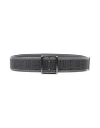 Daks London Belts Black