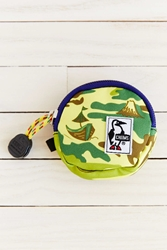 Chums Eco Round Coin Case Multi