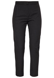 Naf Naf Ezamia Trousers Gris Anthracite Grey