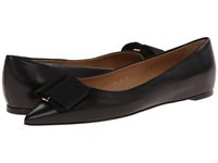 Salvatore Ferragamo Mimi Nero Women's Dress Flat Shoes Black