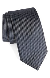 Hugo Men's Boss Dot Silk Tie