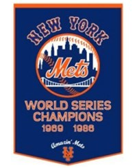 Winning Streak New York Mets Dynasty Banner Team Color