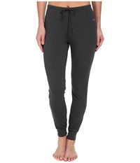 Jockey Active Skinny Jogger Pant Charcoal Women's Casual Pants Gray