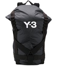 Y 3 Itech Backpack Black