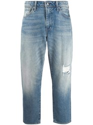 Levi's Distressed Oversized Jeans 60