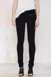 Nasty Gal Cheap Monday Prime Skinny Jeans