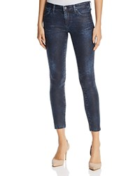 Ag Jeans Legging Ankle Skinny In Dark Wash Two Years Trance