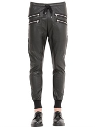 Markus Lupfer Faux Leather Pants