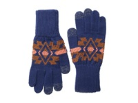 Pendleton Texting Glove Turquoise Extreme Cold Weather Gloves Blue