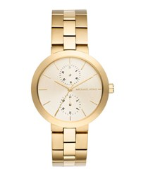 Michael Michael Kors 39Mm Garner Chronograph Bracelet Watch Gold