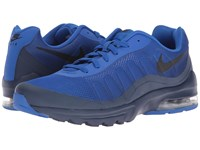 Nike Air Max Invigor Hyper Cobalt Black Midnight Navy Men's Cross Training Shoes Blue