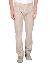 Gold Case By Rocco Fraioli Trousers Casual Trousers Men Ocher