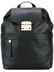 Furla Minimal Backpack Black