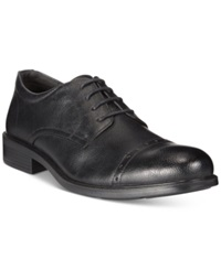 Alfani Jay Cap Toe Oxfords Only At Macy's Men's Shoes Black