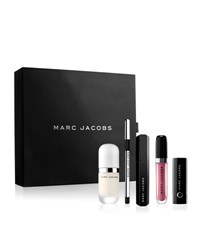 Marc Jacobs Effortlessly Irresistible 5 Piece Beauty Bestsellers Collection