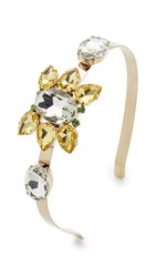 Marni Strass Hairband Lemonade