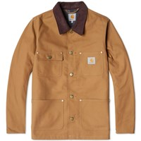 Carhartt Chore Coat Brown