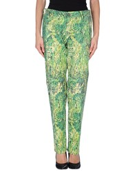 Nichol Judd Trousers Casual Trousers Women Green