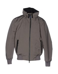 North Sails Jackets Grey
