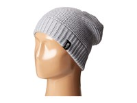 The North Face Purrl Stitch Beanie Tnf Light Grey Heather Beanies Gray