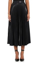 A.L.C. Women's Bobby Lame Midi Skirt Black