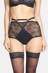 Dita Von Teese 'Madame X' Briefs Black