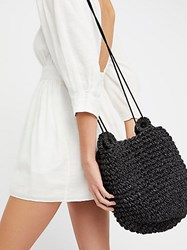 Gracie Roberts Sunshine Straw Crossbody By At Free People