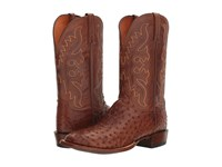 Lucchese Camino Barnwood Cowboy Boots Brown