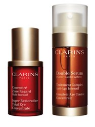 Clarins Anti Aging Wonders Set 173.00 Value No Color