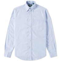 Gitman Brothers Vintage Oxford Shirt Blue