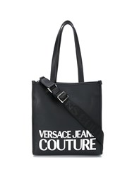 Versace Jeans Couture Rubber Logo Tote Bag 60
